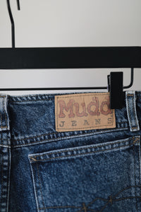 Medium Wash Mudd Flare Jeans