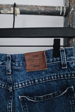 Medium Wash Lee Jean Shorts