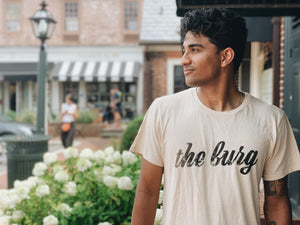 The Burg Men's Tee