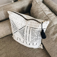 Mudcloth Pillow Cover OR Clutch