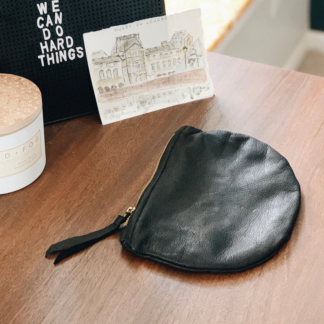 Lalin Leather Pouch