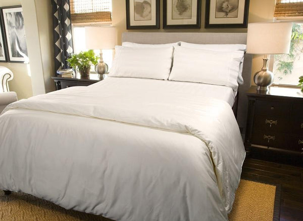 Luxurious 1200-thread count Egyptian sheet sets Single