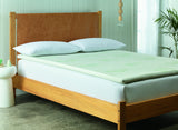 Royal Comfort Bamboo Memory Foam Topper- King