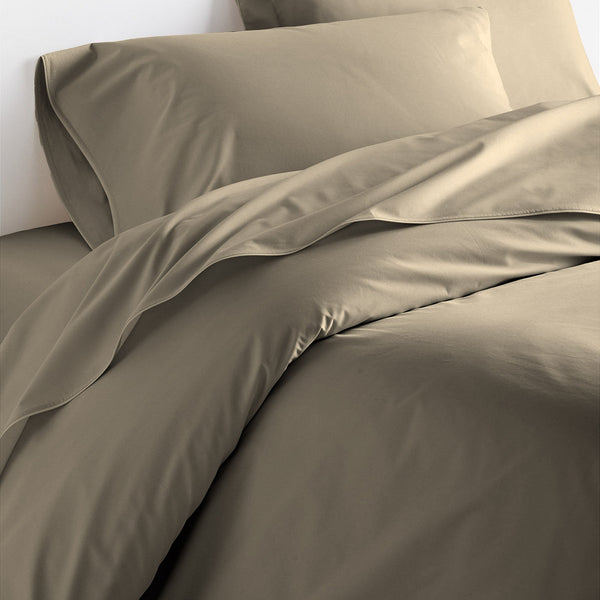 Royal Comfort Balmain 1000TC Bamboo Cotton Quilt Cover Sets - Various Colours and Sizes