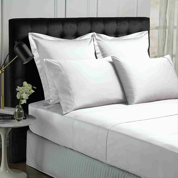Park Avenue 1200 Thread count Egyptian Cotton Sheet sets Queen White