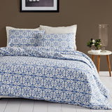 Park Avenue 175 GSM Egyptian Cotton Flannelette Quilt Cover Set Single Bed Nour