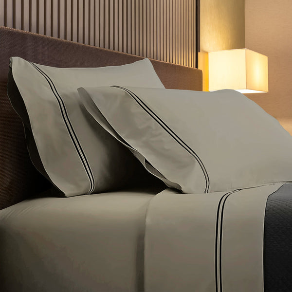 Renee Taylor 1000TC Sorrento Sheet Set Set Range - Various Sizes and Colours