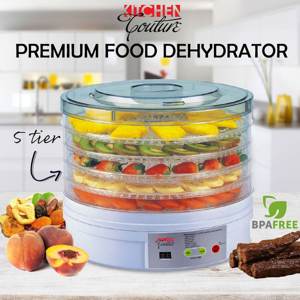 Kitchen Couture Food Dehydrator Deluxe