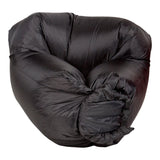 Inflatable Air Lounger - Black