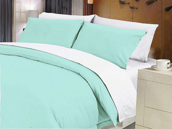 Park Avenue 500 Thread count Cotton Bamboo Quilt cover set