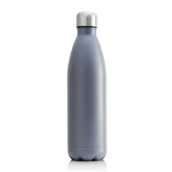 Milano Stainless steel Insulated drink bottles 750ML - MATT Grey