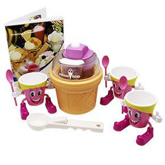 Frozen Yogurt and Ice-Cream Maker