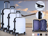 Milano Luggage XPander Series - BONUS LUGGAGE SCALES!!!