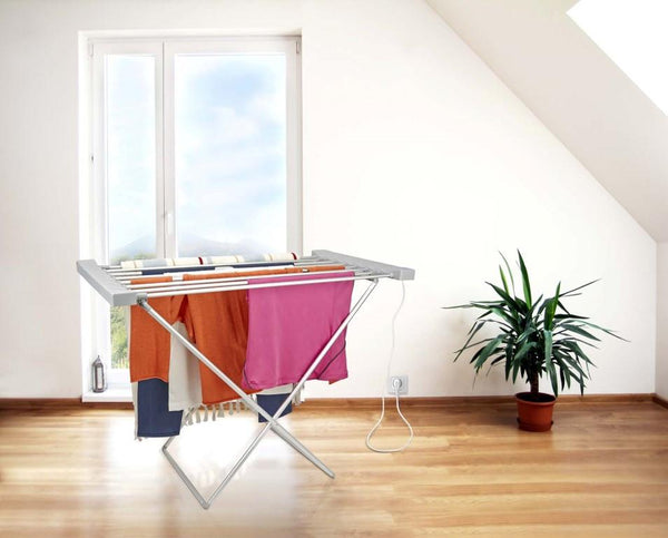 Heated Clothes Airer and Dryer