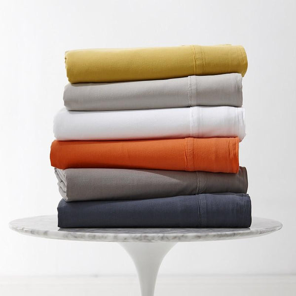 Park Avenue European Vintage Washed 100 % Cotton Sheet sets