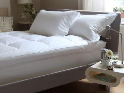 Goose Feather Mattress Toppers Double