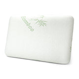 1000TC Bamboo Blend King White Sheets + Shredded Bamboo Pillow Twin Pack
