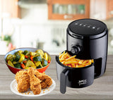 3.4 Litre Air fryer with bonus baking tray Black