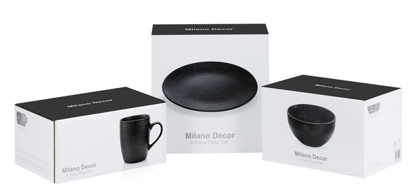 Milano Decor 18Pcs Set