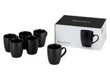 Milano Decor 6 Pcs Mug Set