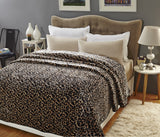 Renee Taylor 750 GSM Heavy Weight Acrylic Mink Blankets