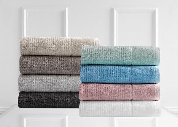 Park Avenue Cambridge 600 GSM Egyptian Cotton waffle 7 Piece Towel Pack