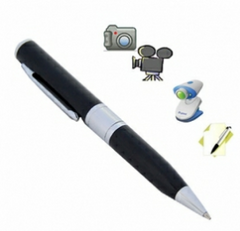 Camera Pen with Motion Sensor