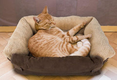 The Ultimate Self Heating 3 in 1 Pet bed