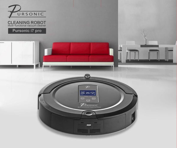 PURSONIC i9 PRO Multi-functional Intelligent High Suction Robot Vacuum Cleaner $999.00 RRP