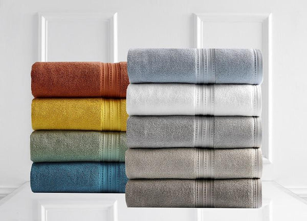 Renee Taylor Monarch 650 GSM 2 Ply Egyptian Cotton 14 Piece Towel pack