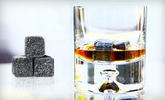 Four Piece Whiskey Stones Set