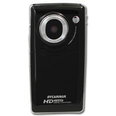 High Definition Sylvania Digital Video Camera HD 720p 5 Mega Pixels 4X Digital  Zoom