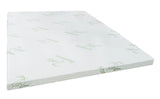 Royal Comfort Bamboo Memory Foam Topper
