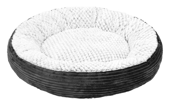 4 Paws Ultra Luxe Round Pet Bed