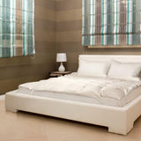 Royal Comfort Duck Feather and Down Mattress Toppers / 1800GSM