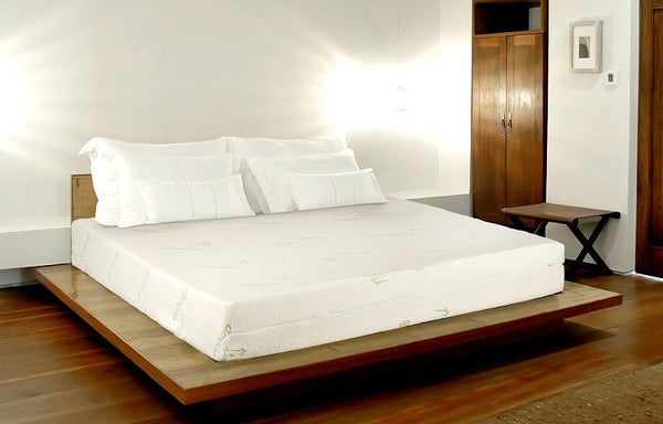 Bamboo Memory Foam Mattress