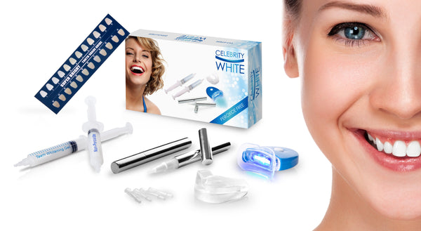 Deluxe Teeth Whitening Kit RRP $149.00