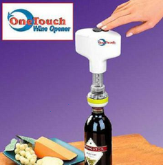 One Touch Wine Bottle Opener