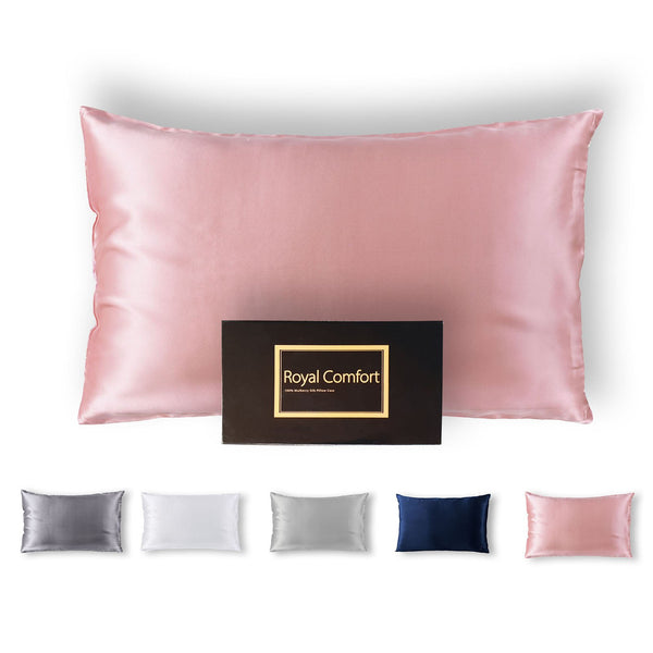 Royal Comfort Mulberry Silk Pillow Case