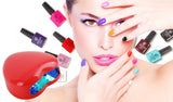 Paris Glam Shellac Style 11 Pack
