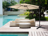 Outdoor 3 Meter Hanging and Folding Umbrella