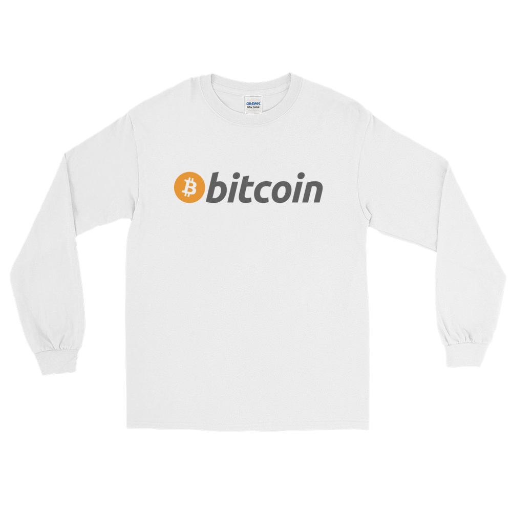 Bitcoin Classic - Bitcoin Long Sleeve T-Shirt - Bitcoin - Bit Attire