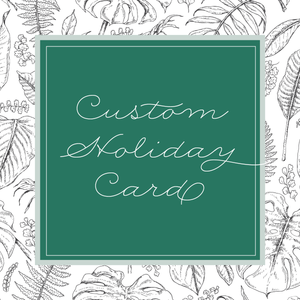Wing Family Holiday Cards