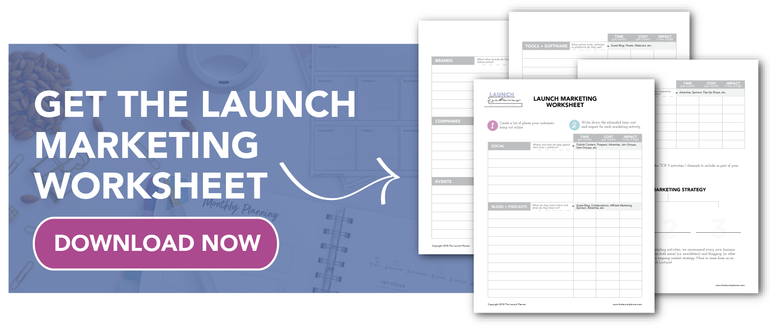 how to create a startup launch marketing strategy new business