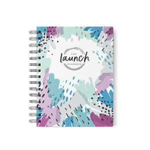 The Launch Planner™ 2018 (Beta): Confetti Splash