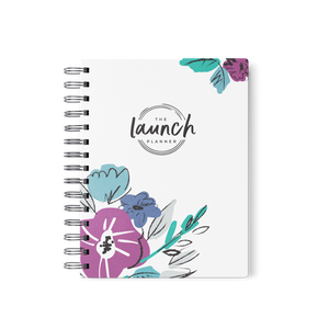 The Launch Planner™ 2018 (Beta): Floral Sketch