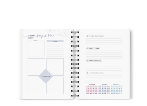 The Boss Lady Planner: 2019