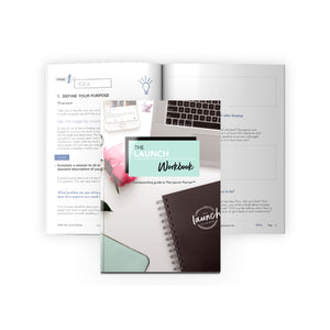 The Launch Workbook (Digital)