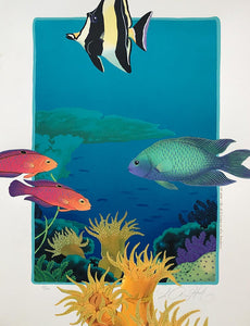 S9-S10-S11-S12-'Floating Fish in Exotica'