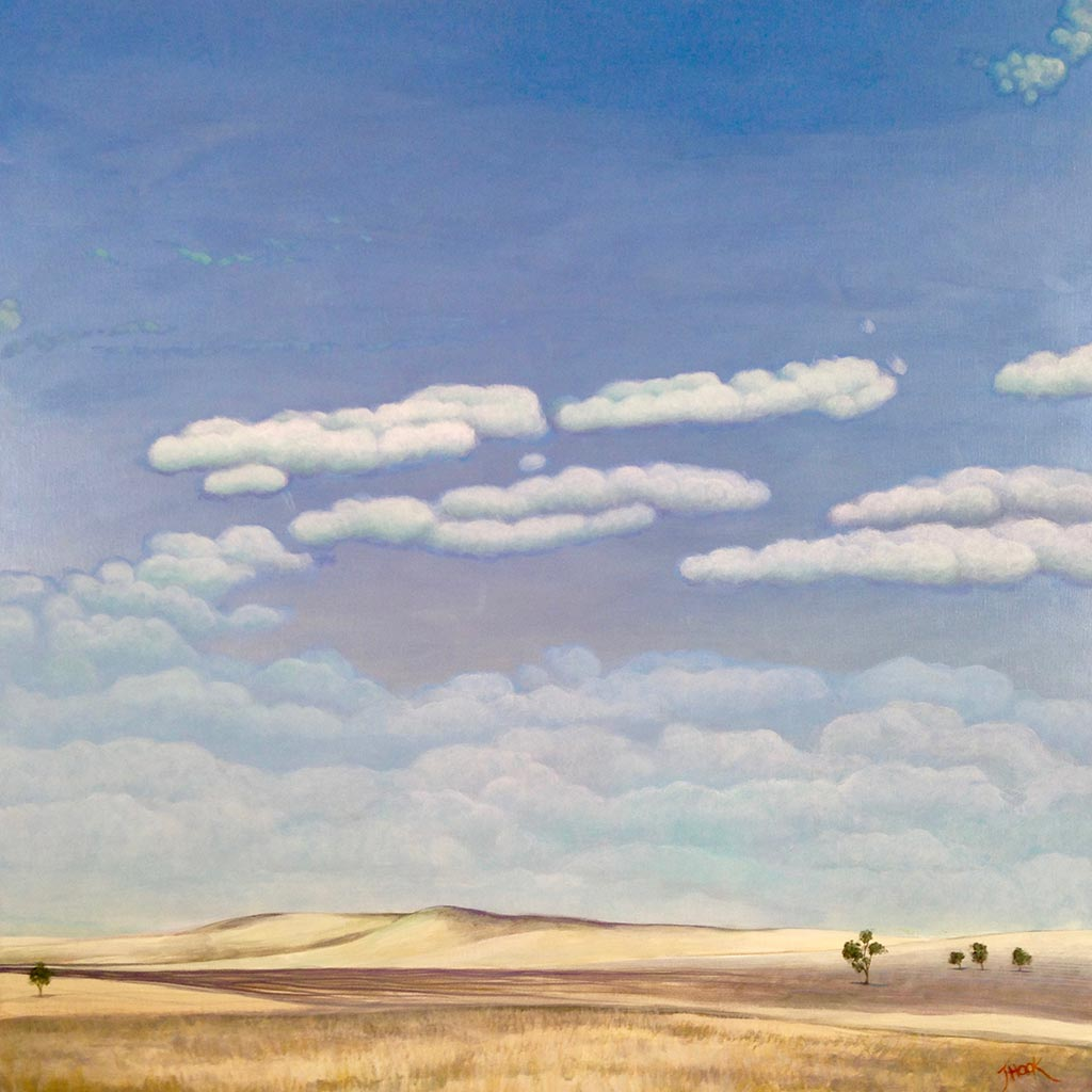 Infinite Sky, The Mallee, Victoria
